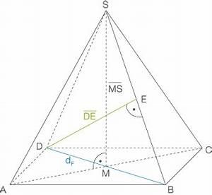 Rechteckige Pyramide Berechnen : geometrische gr en im raum trigonometrie mathe ~ Themetempest.com Abrechnung