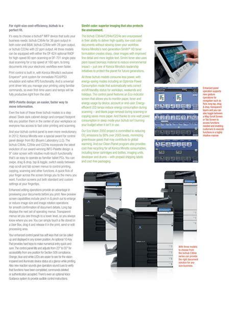 Télécharger pilote konica minolta c224e gratuit pour microsoft windows et macos. Minolta Bizhub C224E Printer Driver : Brochure Pdf Konica Minolta Canada / We are not promising ...