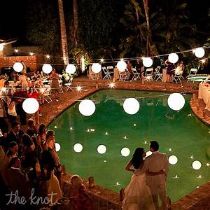 Images Of Elegant Pool Party Ideas