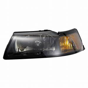 TYC® - Ford Mustang 2002 Replacement Headlight