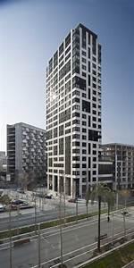 Nova Diagonal Tower  Barcelona  Spain By Msaa Group