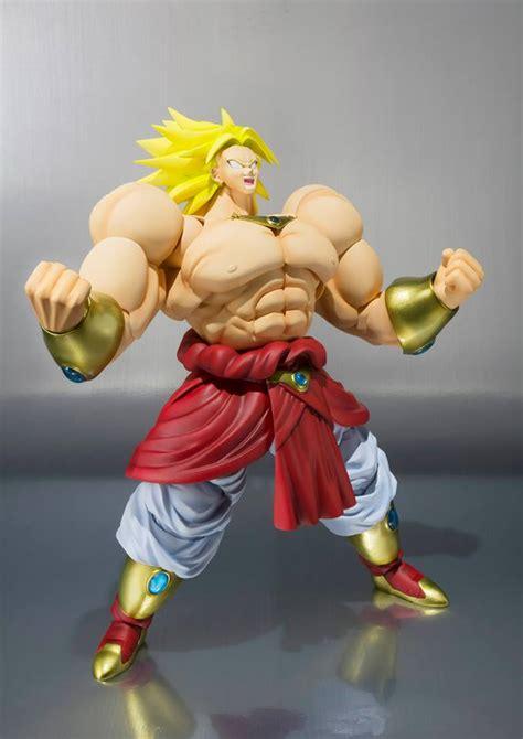 broly figuarts sh dragon ball figure super saiyan action legendary shfiguarts toy figures dbz toyark bandai info toyarena japan revealed