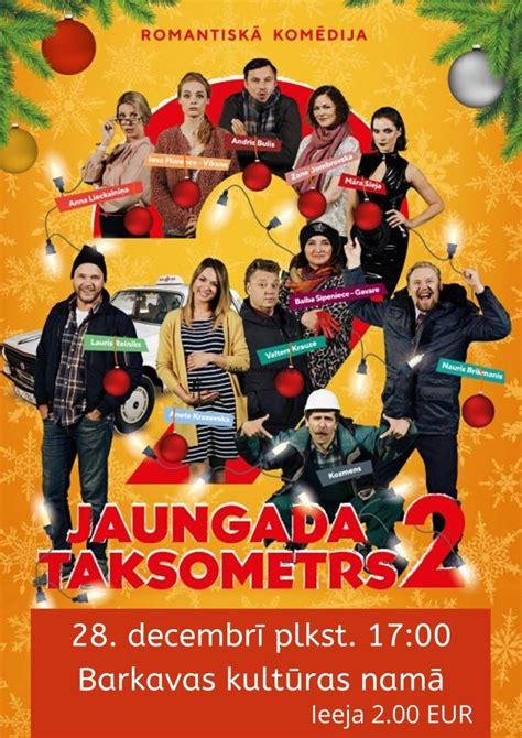 "Filma ""Jaungada taksometrs 2"