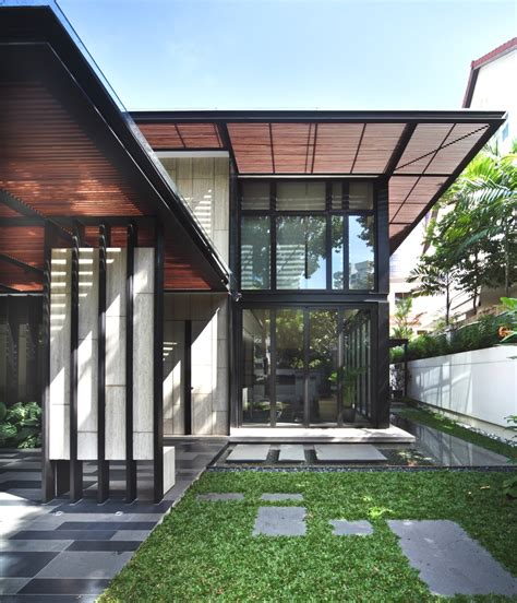 Open-plan Design For One Tree Hill By Ong&ong « Adelto Adelto