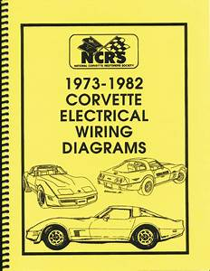 Corvette 1973-82 Electrical Wiring Diagrams