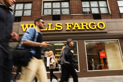 wells fargo fined  federal government loses teachers