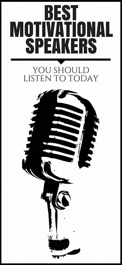 Motivational Speakers Listen Should Motivation Speaker Inspirational