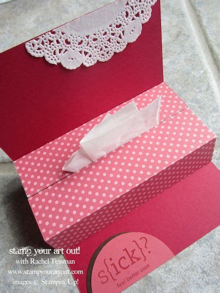 get well soon pop up card template ahhhh chooo stin up only get well cards fold