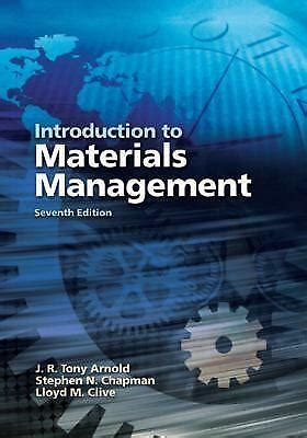 introduction  materials management ebay