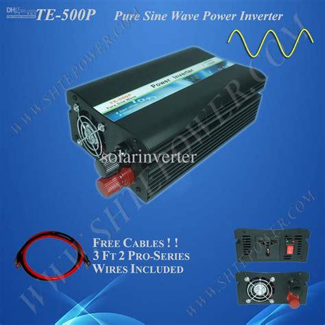 500w pure sine wave power inverter dc 12v to ac 220v 230v 300 watt power inverter inverter 1000