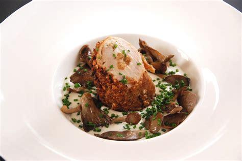 cuisine boursin roulé de poulet noix boursin cuisine roquefort cuisine