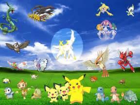 Legendary Pokemon Screensavers