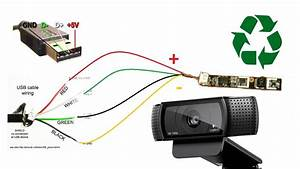 Logitech Webcam Usb Cable Wiring Diagram