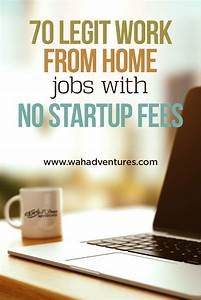 No Money Needed... Work From Home Jobs