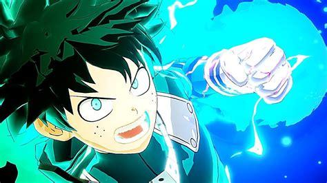 Bandai Namcos New My Hero Ones Justice Game Modes