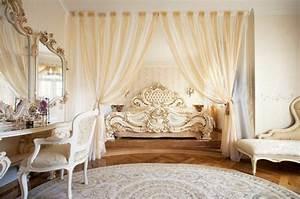 Zimmer Günstig Einrichten : zimmer einrichten ideen im stil rokoko welche dem raum ein edles aussehen verleihen ~ Bigdaddyawards.com Haus und Dekorationen