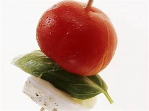 Tomate Mozzarella Spieße : tomate mozzarella spie e rezept eat smarter ~ Lizthompson.info Haus und Dekorationen