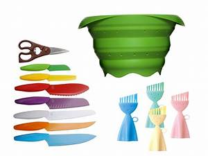 Colourful & Fun to Use Kitchen Tools