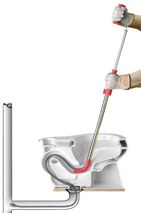 unclog toilet with auger crayons 28 images how to unclog a toilet using a toilet auger 25