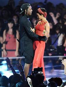 ASAP Rocky Loves Rihanna: Raps About Former Fling On ...
