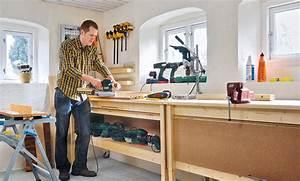 Werkstatt Selber Bauen : werkstatteinrichtung ~ Orissabook.com Haus und Dekorationen
