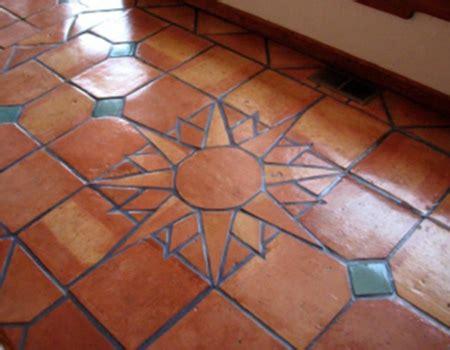 impressive saltillo tile floors saltillo floor cleaning