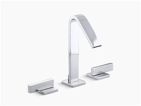 Kohler Loure Faucet by Loure Widespread Bathroom Sink Faucet K 14661 4 Kohler