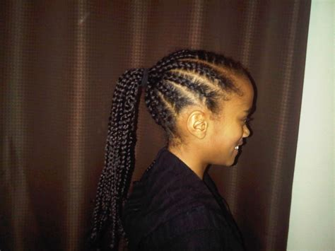 Cornrow Ponytail Hairstyles For by Cornrow Ponytail Hairstyles Fade Haircut