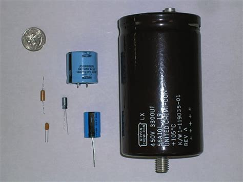 Basic Electronic Components Resistor Inductor