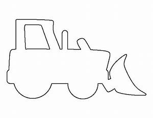 crafts the o39jays and stencils on pinterest With tractor template to print