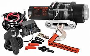 Quadboss Unveils New Line Of Heavy-duty Winches
