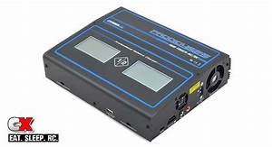 Protek Rc Prodigy 625 Duo Touch Ac  Dc Battery Charger