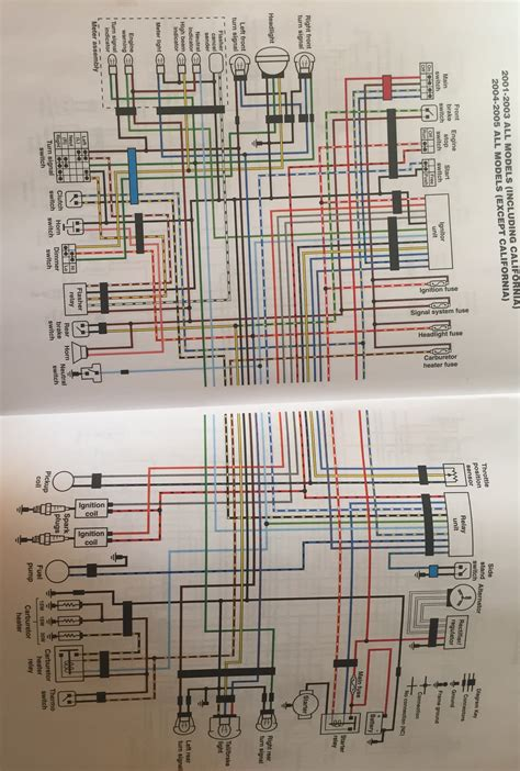 Vstar Wiring Diagram by 2001 Yamaha Vstar 650 No Spark I Replaced The Stator And