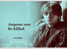 Arya Stark Quotes EliteColumn