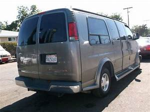 Sell Used 1999 Gmc Savana  No Reserve In Orange