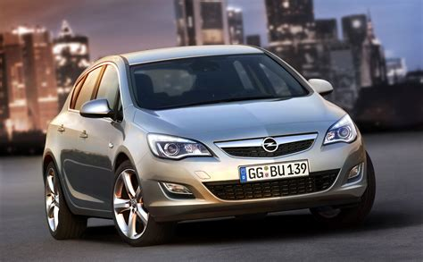 Opel Astra 2010 by 2010 Opel Astra The Class Compact