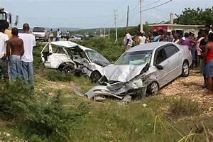 Road accidents | Jamaica: Political Economy