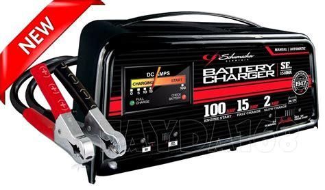 Emergency Car Battery Charger Auto Jump Starter 100 Amp