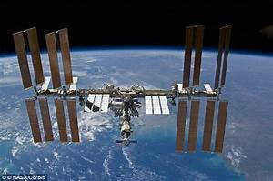 ISS is swarming with GERMS that could cause skin problems ...