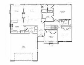 3 bedroom floor plans small two bedroom house plans 1560 sq ft ranch house plan with three bedrooms two baths