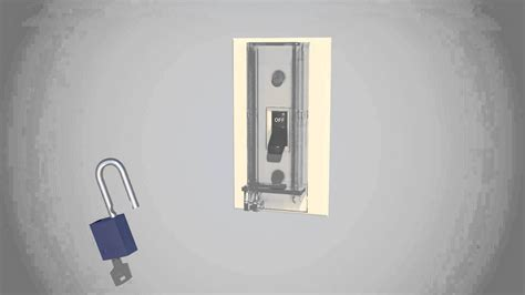 blocking access to wall switches with the abus safety wall switch lockout device