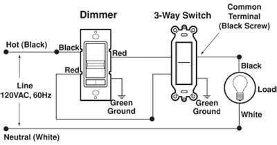 Changed Out Way Switch With Will Not