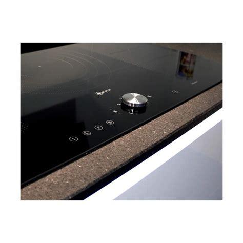batterie de cuisine pour plaque à induction table induction à fleur de plan neff t55t95 x2