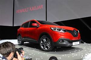 Prix Du Renault Kadjar : en direct pr sentation live du renault kadjar par carlos ghosn l 39 argus ~ Accommodationitalianriviera.info Avis de Voitures