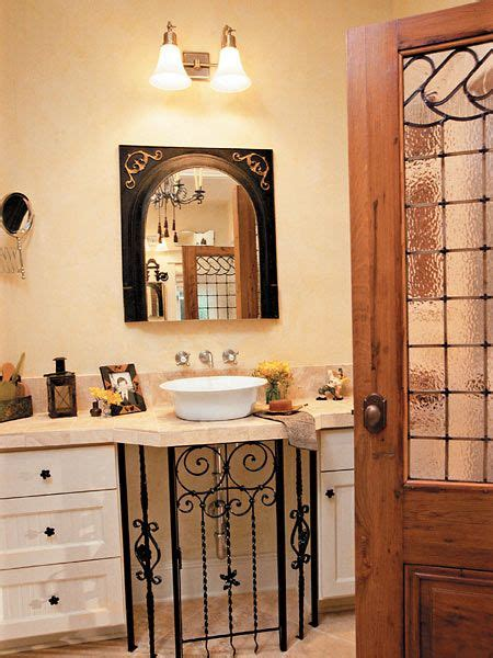 elegant bathroom decorating ideas  amazing wrought iron designs genmice
