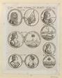 - [Engravings of the medals of John George III, Elector of ...