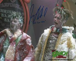Jeremy Howard How The Grinch Stole Christmas signed 8x10 ...