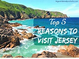 Top 5 Reasons to Visit Jersey, Channel IsIands (the most southerly place in Britain) - Big World Small Pockets