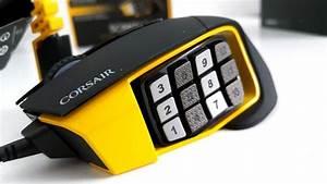 Corsair Gaming Scimitar Pro Rgb Game Mouse Review