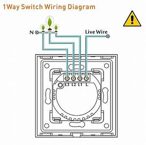 Touch Switch Wiring